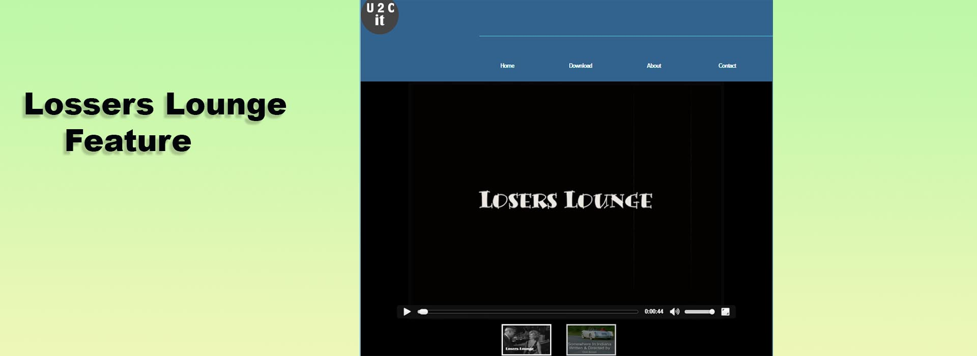 Losers Lounge Feature